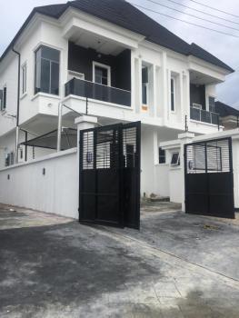 Brand New 4 Bedroom Duplex with Bq, Chevy View Estate Chevron Drive Lekki Lagos, Lekki, Lagos, Semi-detached Duplex for Rent