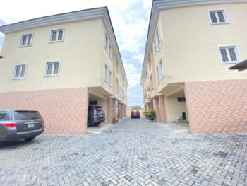 4bedroom Terraced Duplex with a Bq, Lekki Right, Lekki Phase 1, Lekki, Lagos, Terraced Duplex for Rent