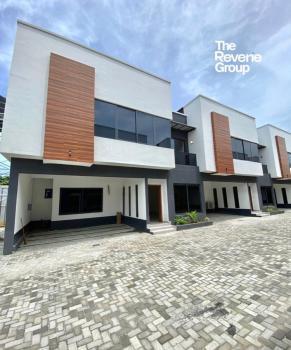 a Lovely 4 Bedroom Terrace Duplex, Osapa, Lekki, Lagos, Terraced Duplex for Rent