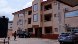 Luxury Finished 3 Bedroom Flat with a Self Contained Bq with Ac, Zone E, Apo, Abuja, Flat / Apartment for Rent