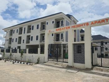 Newly Built Serviced 3 Bedroom Flat with Swimming Pool 24hours Light, Ikota, Lekki, Lagos, Block of Flats for Sale