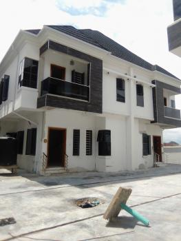 Newly Built 4bedroom Semi Detached with Bq, By 2nd Toll Gate, Lekki Phase 2, Lekki, Lagos, Semi-detached Duplex for Sale