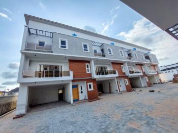 Newly Built 8 Units of 4 Bedroom Terraces, Rock Drive Street, Lekki, Lagos, Terraced Duplex for Sale