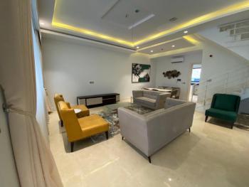 Luxury 3 Bedroom Terraced Duplex with Bq, Banana Island, Ikoyi, Lagos, Terraced Duplex Short Let