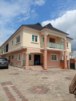 Spacious 4 Bedrooms Duplex, Gra Phase 1, Magodo, Lagos, Detached Duplex for Rent