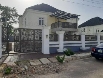 Brand Newly Finished Top-notch 4 Bedrooms Detached Duplex with 2 Rooms Bq, Asokoro District, Abuja, Detached Duplex for Rent
