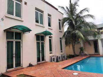 Serviced Wit 24hours Electricity 2 Bedroom Flat with a Bq Swimmin Pool, Oniru, Victoria Island (vi), Lagos, Flat for Rent
