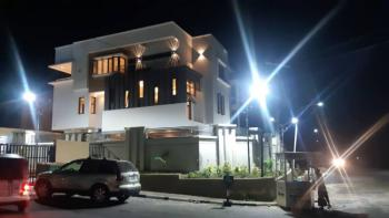 Exquisitvely Built & Massive 5 Bedroom Duplex + Bq, Cinema, Cctv, Omole Phase 1, Ikeja, Lagos, Detached Duplex for Sale