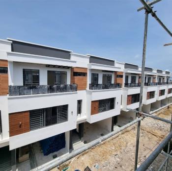 4bedroom Terrace Duplex with Bq, Ologolo, Lekki, Lagos, Terraced Duplex for Sale