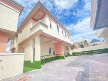 4 Bed Semi Detached, Ajah, Lekki Phase 1, Lekki, Lagos, Semi-detached Duplex for Sale