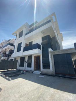 Executive Built 5 Bedroom Semi-detached Duplex with B.q, Lekki Phase 1, Lekki, Lagos, Semi-detached Duplex for Sale