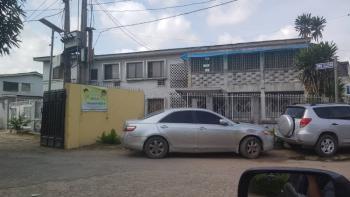 a Detached House of 5 Bedroom Plus Block of Flat, Off Babatunde Street Off Ogunlana Drive, Surulere, Lagos, Detached Duplex for Sale