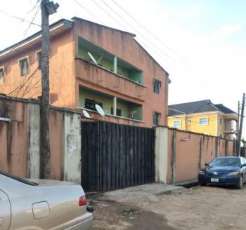a Block of 6 Units of 3 Bedroom Flats, Alapere, Ketu, Lagos, Block of Flats for Sale