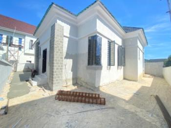 3 Bedroom Bungalow Siting on More Than Half a Plot of, Ajah, Lagos, Detached Bungalow for Sale