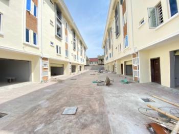 Very Well Finished 4 Bedroom Terrace Duplex with Bq, Idado, Lekki, Lagos, Terraced Duplex for Sale