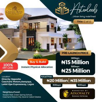 Land in an Already Developed Area, Awoyaya, Ibeju Lekki, Lagos, Residential Land for Sale