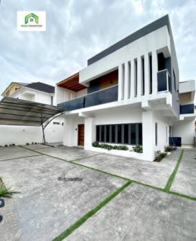 a Beautifully Designed & Contemporary 4 Bedroom Detached Duplex, Chevron, Lekki, Lagos, Detached Duplex for Sale