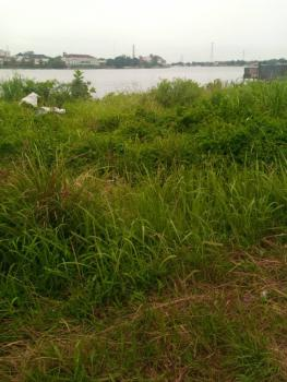 a Plot of Water Front Land Measuring 3,285sqm, Victoria Island (vi), Lagos, Commercial Land for Sale