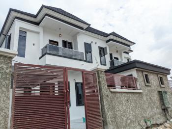 Luxury Built 4 Bedrooms Semi Detached Duplex, Orchid, Opposite Chevron, Second Toll Gate, Lekki, Lagos, Semi-detached Duplex for Sale