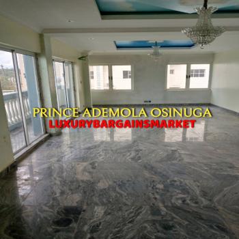 Waterfront 3 Bedroom Apartment + Garden + Pool, Parkview, Ikoyi, Lagos, Flat for Rent