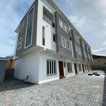 4 Bedroom Terrace Duplex with Bq, Lekki, Lagos, Terraced Duplex for Rent