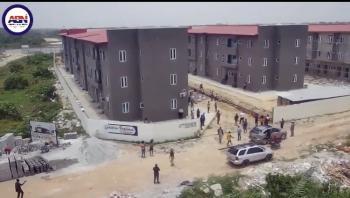 4 Bedroom Terrace Duplex with Bq, Sangotedo, Ajah, Lagos, Terraced Duplex for Sale