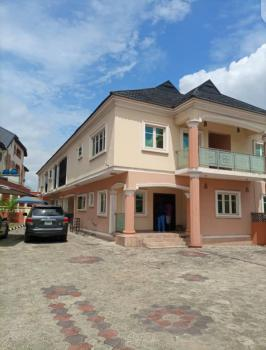 Massive & Beautifully Crafted 4bedroom Duplex + Bq, Gra Phase 1, Magodo, Lagos, Detached Duplex for Rent