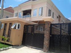 Luxuriously Finished Brand New 5 Bedroom Detached Duplex With Boys Quarters And Car Port, Idado, Lekki, Lagos, 5 bedroom, 7 toilets, 6 baths Detached Duplex for Sale