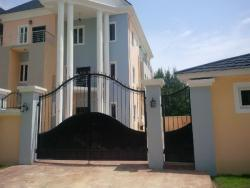 Massive Luxuriously Finished New 5 Bedroom Detached House With Large Compound Space, Banana Island, Ikoyi, Lagos, 5 bedroom, 8 toilets, 7 baths Detached Duplex for Sale