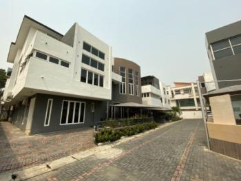 Serviced and Exquisitely Finished 5 Bedroom Townhouse with Bq, on Banana Island Road, Ikoyi, Lagos, Terraced Duplex for Rent