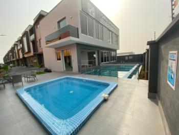 Exquisitely Finished Serviced 4 Bedroom Semi Detached House with Bq, Ikate Elegushi, Lekki, Lagos, Terraced Duplex for Sale
