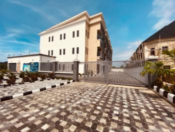 Brand New 4 Bedroom Terrace with Bq, Lekki Phase 2, Ajah, Lagos, Terraced Duplex for Sale