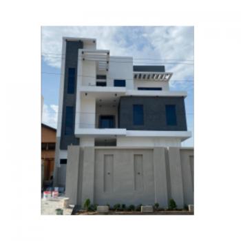 Contemporary 6 Bedroom Duplex with Bq, Estate, Omole Phase 1, Ikeja, Lagos, Detached Duplex for Sale