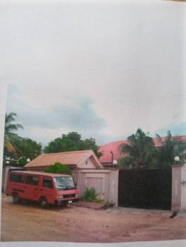 5 Bedroom Duplex with One Number of 3 Bedroom on a Full Plot of Land., 10 Ganiyu Sule Street , Fishpond, Agric, Ikorodu, Lagos, Semi-detached Duplex for Sale