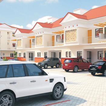 Luxury 4 Bedrooms Terrace Duplex with 1 Room Bq with Standby Generator, Nizamiye Hospital, Karmo, Abuja, Terraced Duplex for Sale