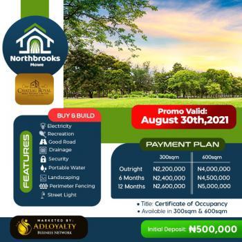 Land, Northbrooks, Mowe Ofada, Ogun, Residential Land for Sale