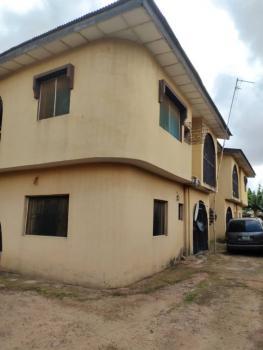 Lovely 4 Units of 3 Bedroom Flats on Full Plot, Isuti, Igando, Ikotun, Lagos, Block of Flats for Sale
