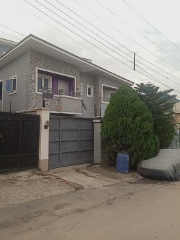 a Well Finished Fantastic 4 Bedroom Semi-detached Duplex with Bq, Adeniyi Jones, Ikeja, Lagos, Semi-detached Duplex for Rent