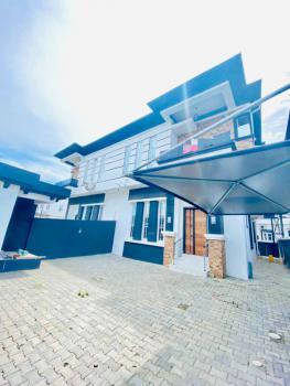 Majestic 4 Bedroom  Semi-detached Duplex with a Room Bq, Lekki County, Ikota, Lekki, Lagos, Semi-detached Duplex for Sale