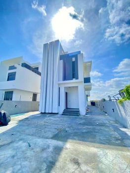 Splendor 5 Bedroom Fully Detached Duplex+ Private Cinema, Swimming Pool, Osapa, Lekki, Lagos, Detached Duplex for Sale