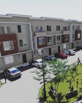 Exquisite 4 Bedroom Terrace in an Estate, Opposite Omole Phase 1, Ikeja, Lagos, Terraced Duplex for Sale