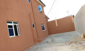 Newly Built 2 Bedrooms Flat, Ifako-ijaiye, Lagos, Flat for Rent