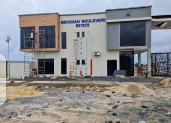 a Land That Falls Under Government., Meridian Boulevard Estate, Okun-ajah, Ajah, Lagos, Residential Land for Sale