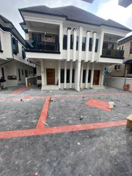 Newly Built 4 Bedrooms Semi Detached, Chevron Tollgate, Lekki Expressway, Lekki, Lagos, Semi-detached Duplex for Rent