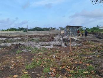 600sqm Proposed Estate Land, Off Orchid Road, Lafiaji, Lekki, Lagos, Residential Land for Sale