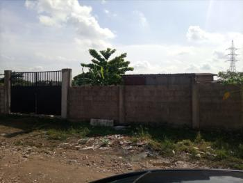 620sqm Fenced Land in a Good Environment, Off Ajose Street, Mende, Maryland, Lagos, Land for Sale
