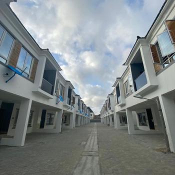 Luxury 4 Bedroom Terrace, Orchid Road, Ikota, Lekki, Lagos, Terraced Duplex for Sale