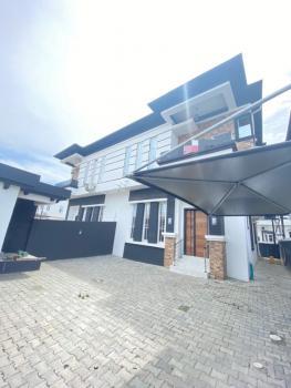 Luxury 4 Bedroom Semi Detached Duplex with a Room Bq, Lekki County Homes, Ikota, Lekki, Lagos, Semi-detached Duplex for Sale