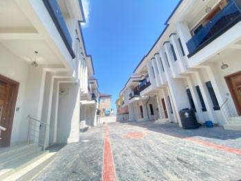 4 Bedroom Semi Detached Duplex, By Chevron Toll Gate, Lekki, Lagos, Semi-detached Duplex for Rent