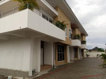 Exclusive 4 Bedroom Duplex with Bq, Lakowe, Ibeju Lekki, Lagos, Terraced Duplex for Sale